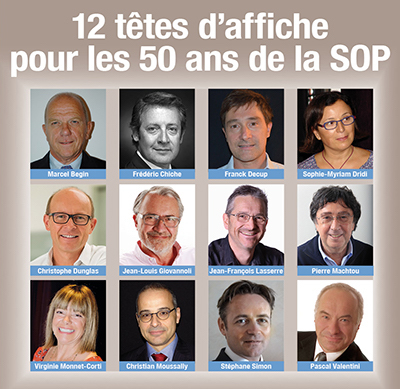 Journée 50 ans de la SOP