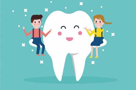L'odontologie pédiatrique, un jeu d'enfant !