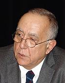 Jean-Paul Louis, PU-PH, ancien doyen de la faculté de Nancy.