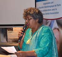 Ragini Sonahjaria, présidente de la MDA
