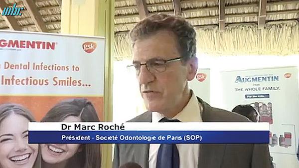 Marc Roché au 16e congrès SOP à Maurice