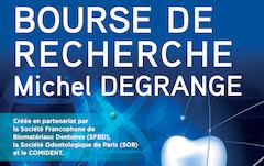 Bourse de recherche Michel Degrange - 5e �dition ann�e 2016