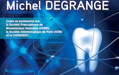 6e édition de la bourse de recherche Michel Degrange en 2017