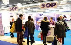 Faites le plein de vitamines au stand de la SOP !