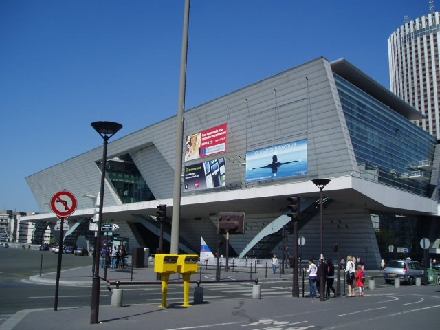 Palais des Congrès - Paris