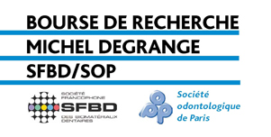 Bourse de recherche Michel Degrange
