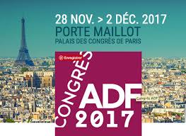 affiche congrès ADF 2017