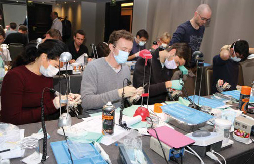 Cycle long en Dentisterie Esthétique - formation continue
