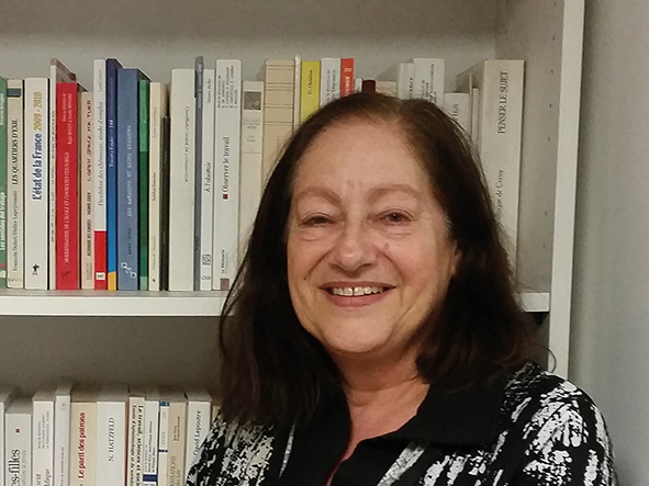 Danièle Linhart, sociologue du travail, directrice de recherche émérite au CNRS