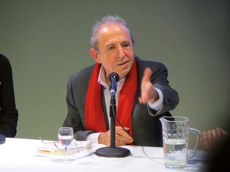 Entretien avec Roland Gori, professeur émérite de psychopathologie clinique à l'université d'Aix-Marseille, psychanalyste