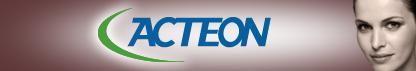 ACTEON GROUP site produits 2010-2011