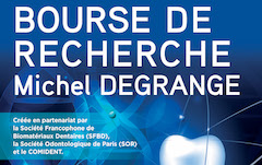 Bourse de recherche Michel DEGRANGE SFBD / SOP / COMIDENT