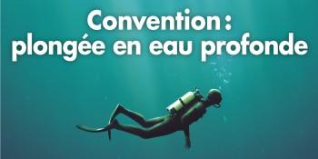 Convention : plongée en eau profonde
