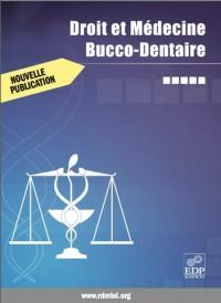 Droit et médecine bucco-dentaire