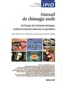 Manuel de chirurgie orale