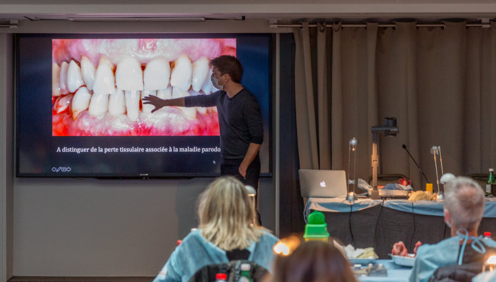 Les meilleurs experts au service de la pratique de la dentisterie esthétique !